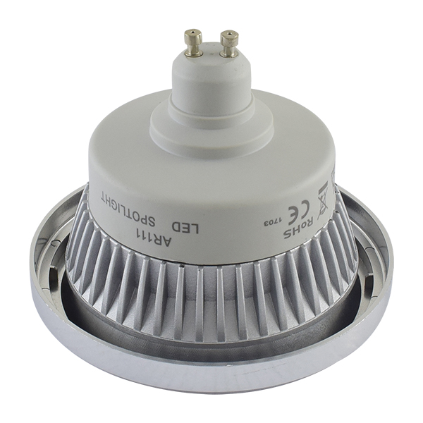 Spotlight Led GU10 AR111 220V Dimmable 24D Dim To Warm