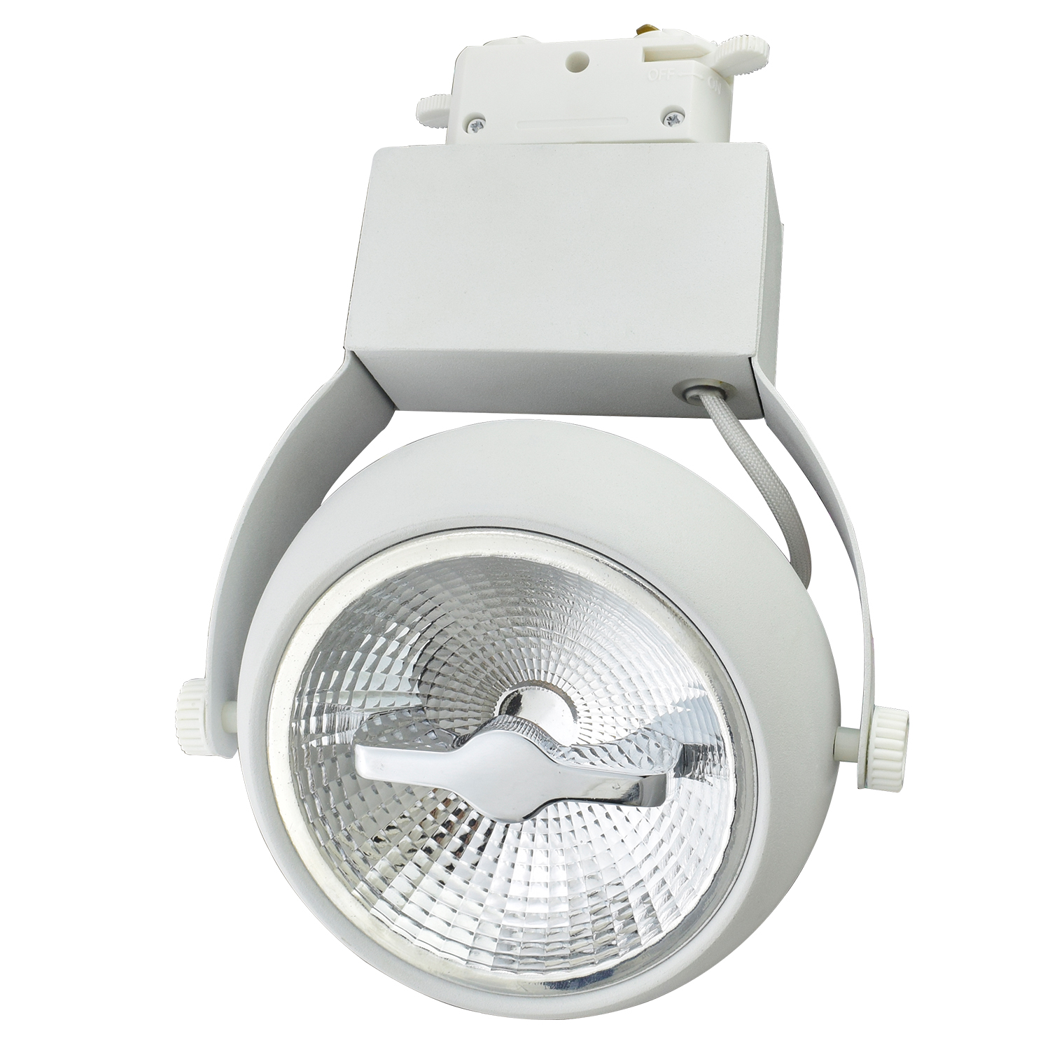 AR111 Anti-glare Track Light 2/3/4 Wires