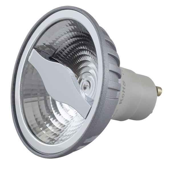 Led Reflector lights Dimmable AR70 GU10 7W