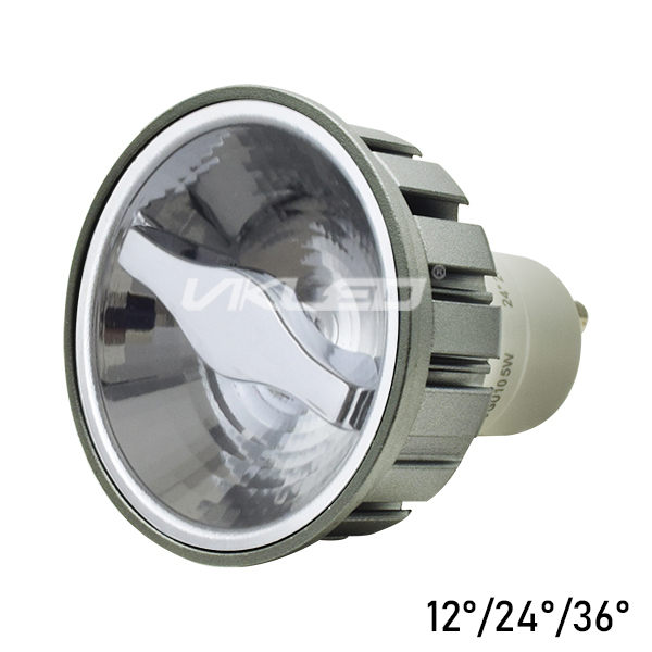 Leading Edge LED GU10 3000K 5W 12 degree Samsung