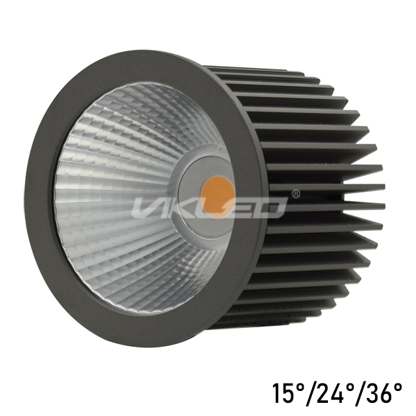 Trailing Edge LED AR70 Reflector Module 4000K 12W BV Bridgelux